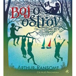 Boj o ostrov - Arthur Ransome - audiokniha
