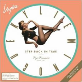Step Back In Time: The Definitive Collection - Kylie Minogue - audiokniha