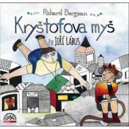 Kryštofova myš - Richard Bergman - audiokniha