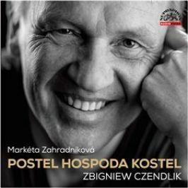 Postel, hospoda, kostel - Zbigniew Czendlik - audiokniha