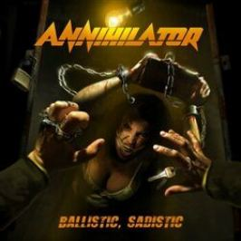 Ballistic, Sadistic - Annihilator - audiokniha