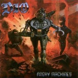 Angry Machines - Dio - audiokniha