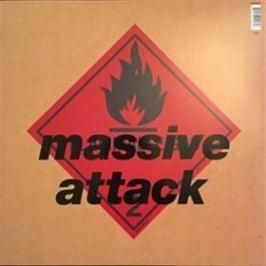 Blue Lines - Massive Attack - audiokniha