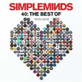 40: The Best Of Simple Minds - Simple minds - audiokniha