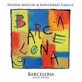 Barcelona - Freddie Mercury, Montserrat Caballé - audiokniha