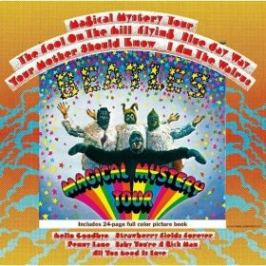 Magical Mystery Tour - The Beatles - audiokniha