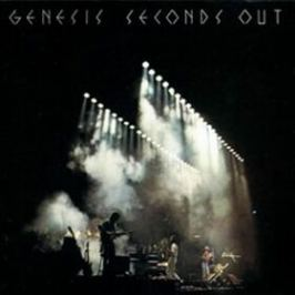 Seconds Out - Genesis - audiokniha