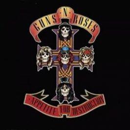 Appetite For Destruction - Guns N' Roses - audiokniha