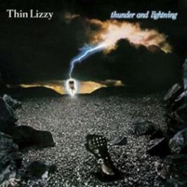 Thunder and Lightning - Thin Lizzy - audiokniha