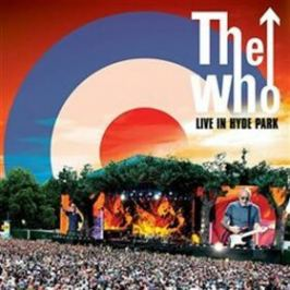 The Who Live in Hyde Park - The Who - audiokniha