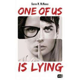 One of us is lying - McManusová Karen M.