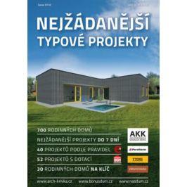 Nejžádanější typové projekty - Náš dům XXXVI.