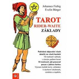 Tarot Rider-Waite – Základy - Evelin Bürgerová, Fiebag Johannes