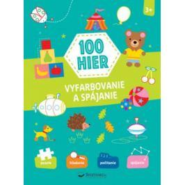 100 hier Vyfarbovanie a spájanie