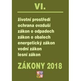Zákony 2018 VI.