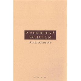 Korespondence - Gershom Scholem, Hannah Arendtová