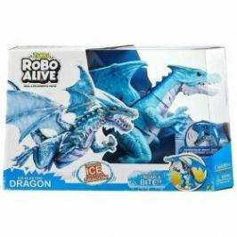 ROBO ALIVE - DRAK modrý