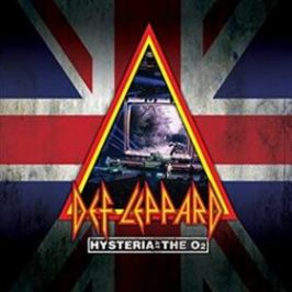 Hysteria at the O2 - Def Leppard - audiokniha