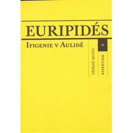 Ifigenie v Aulidě - Eurípidés