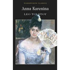 Anna Karenina - Lev Nikolajevič Tolstoj English literature