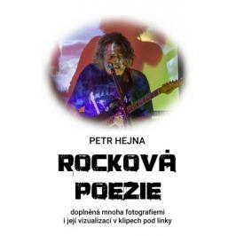 Rocková poezie - Petr Hejna - e-kniha ebook