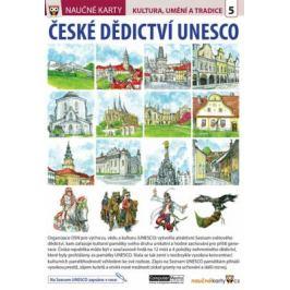 České dědictví UNESCO - Naučné karty Přehledy a výukové pomůcky