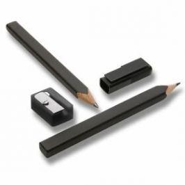 Moleskine: Sada 2 tužek a ořezávátko Tužky