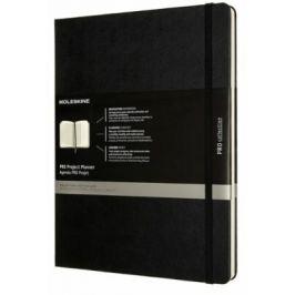 Moleskine: Professional zápisník projektový XL Pevná vazba