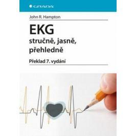 EKG - stručně, jasně, přehledně - John R. Hampton Medicína