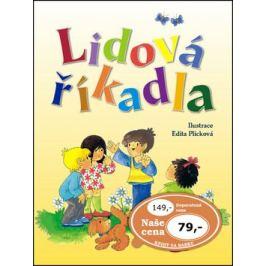 Lidová říkadla - Edita Plicková Poezie pro děti