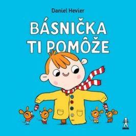 Básnička ti pomôže - Daniel Hevier Knihy pre deti