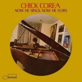 Now He Sings, Now He Sobs - Chick Corea - audiokniha