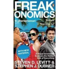 Freakonomics - Levitt, Stephen J. Dubner