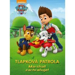 Tlapková patrola - Marshall zachraňuje situaci - MJ Illustrations, Ursula Ziegler-Sullivanová Světové pohádky