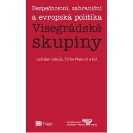 Bezpečnostní, zahraniční a evropská politika Visegrádské skupiny - Šárka Waisová, Ladislav Cabada Politika