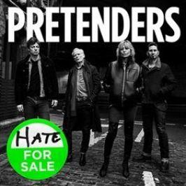 Hate For Sale - The Pretenders - audiokniha Hudba