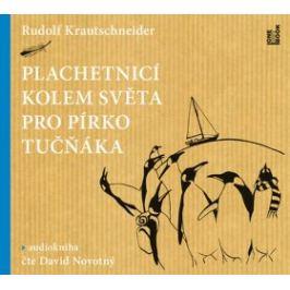Plachetnicí kolem světa pro pírko tučňáka - Rudolf Krautschneider - audiokniha