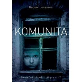 Komunita - Ragnar Jónasson - e-kniha ebook