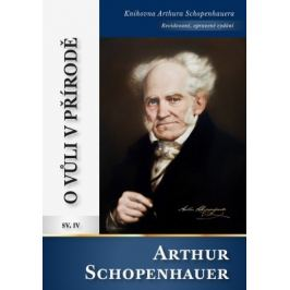O vůli v přírodě - Arthur Schopenhauer - e-kniha ebook