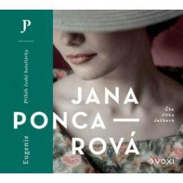 Eugenie - Jana Poncarová - audiokniha Česká beletrie