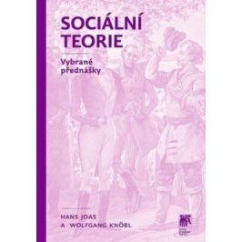 Sociální teorie - Hans Jonas, Wolfgang Knöbl Sociologie