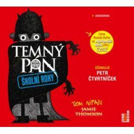 Temný pán 1 - Školní roky - Jamie Thomson - audiokniha Audioknihy pro děti