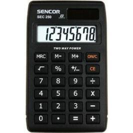 Kalkulátor Sencor SEC 250 Kalkulačky