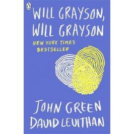 Will Grayson, Will Grayson - John Green, David Levithan English literature