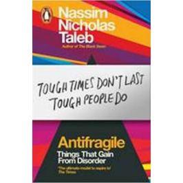 Antifragile - Nassim Nicholas Taleb English literature