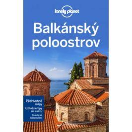 Balkánský poloostrov Lonely planet