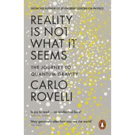 Reality Is Not What It Seems: The Journey to Quantum Gravity - Carlo Rovelli Nonfiction