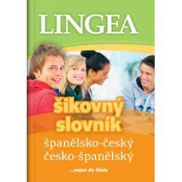 Španělsko-český, česko-španělský šikovný slovník Španělsko-české