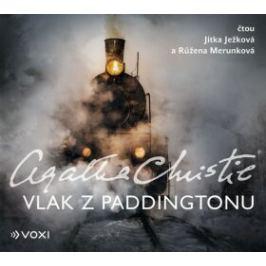 Vlak z Paddingtonu - Agatha Christie - audiokniha Detektivky