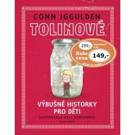 Tolinové - Conn Iggulden; Lizzy Duncanová Světové příběhy pro děti
